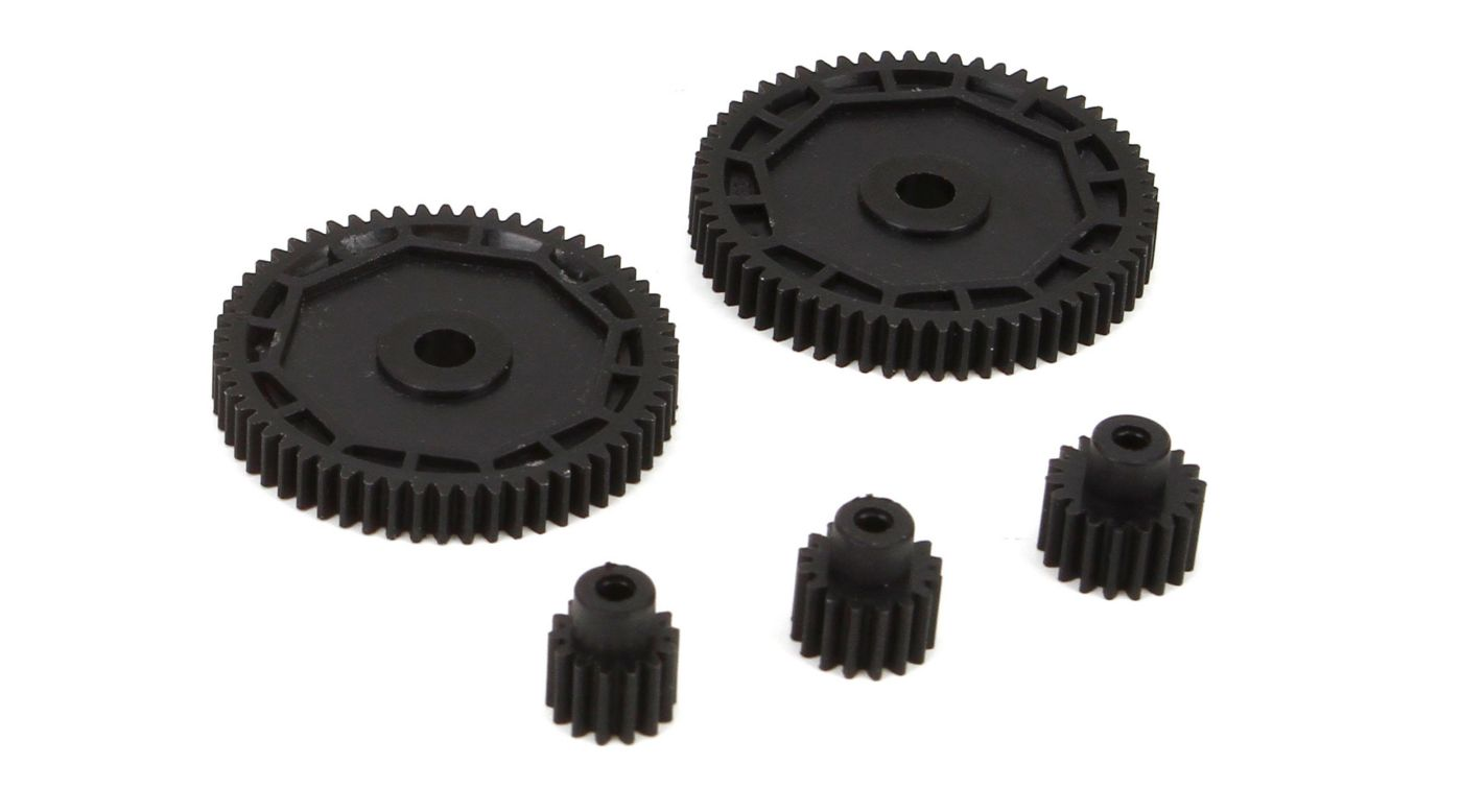 Image for Pinion & Spur Gear Set: 1/18 4WD All from HorizonHobby