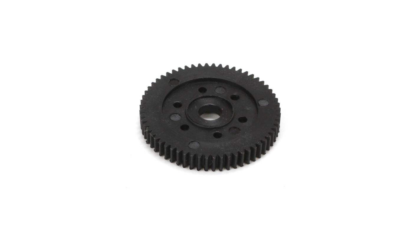 Image for Spur Gear 48P 60T(1): 1/18 4WD Temper, 1.9 Barrage Kit/RTR, Doomsday, Barrage 2.0 from HorizonHobby