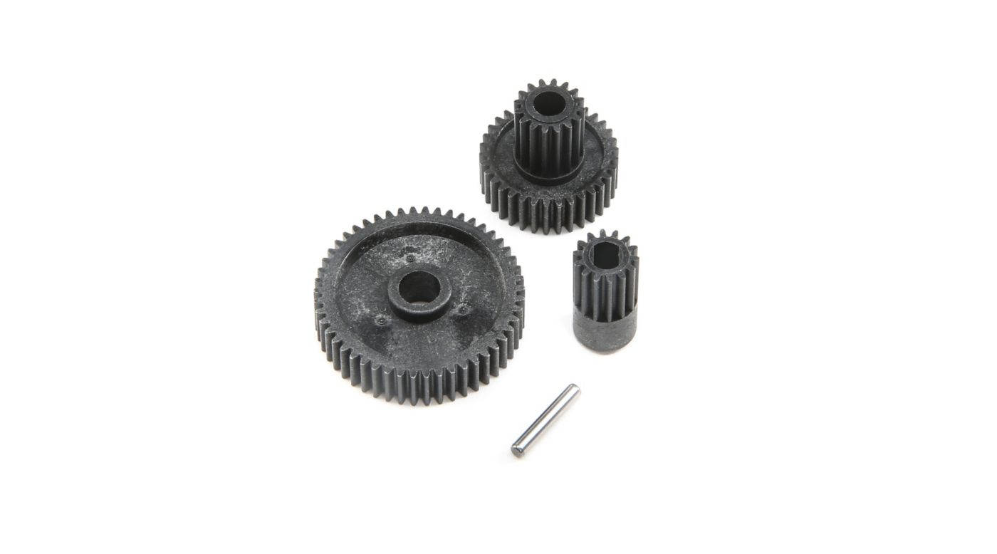 Image for Tranny Gear Set: Barrage, Temper from HorizonHobby