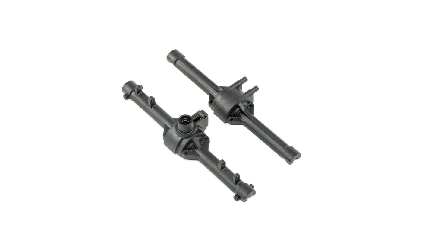 Image for Front/Rear Axle Housing V3 (132mm): 1.9 Barrage Kit, Doomsday, Barrage 2.0 from HorizonHobby