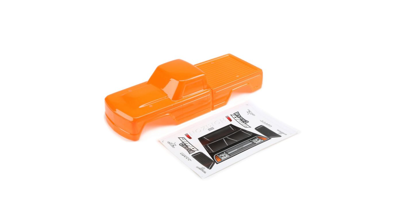 Image for Body, Orange: 1/10 AMP Crush from HorizonHobby