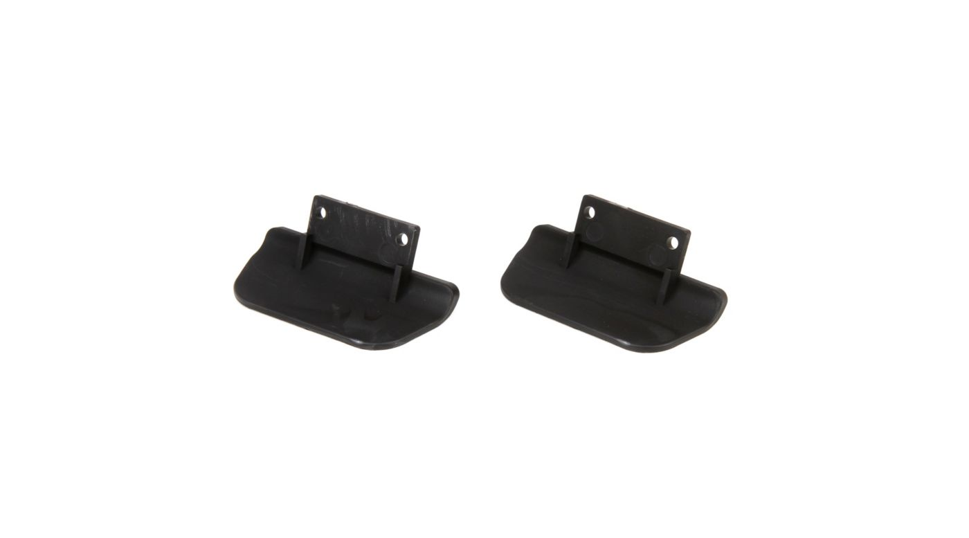 Image for Front & Rear Bumper: 1/10 4WD Circuit from HorizonHobby