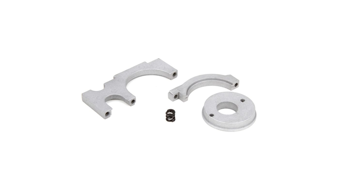 Image for Motor Plate, Aluminum, Set: 1/10 4WD All from HorizonHobby