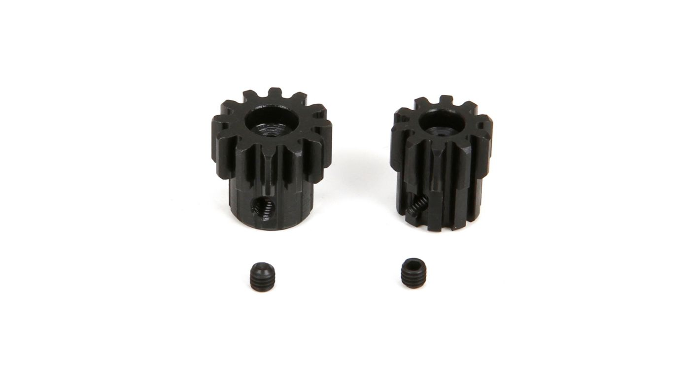 Image for Pinion Gear, 9T/12T x 3mm, Mod 1 from HorizonHobby