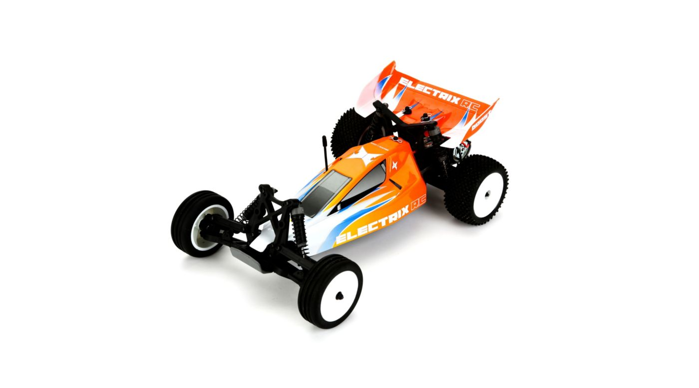 Image for Boost 1/10 Waterproof Buggy RTR, Orange from HorizonHobby
