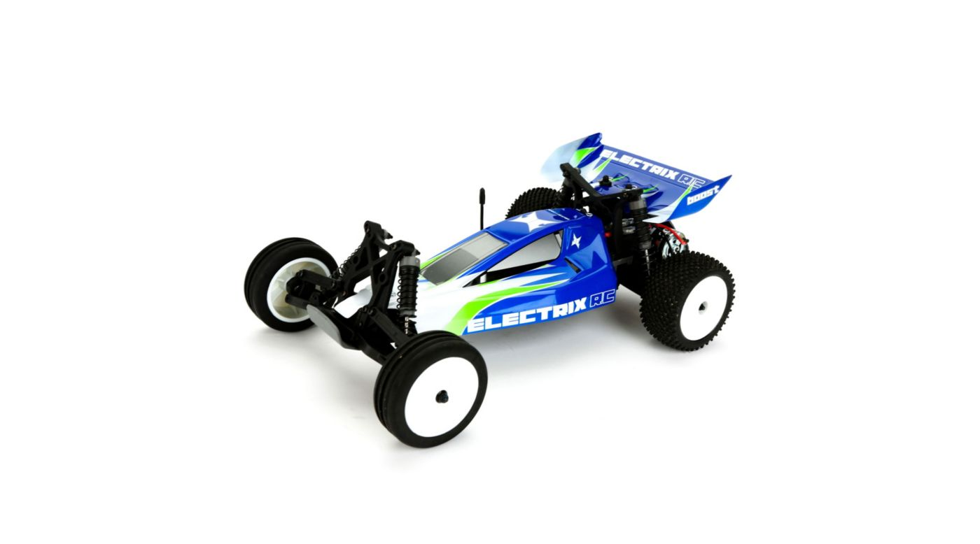 Image for Boost 1/10 Waterproof Buggy RTR, Blue from HorizonHobby