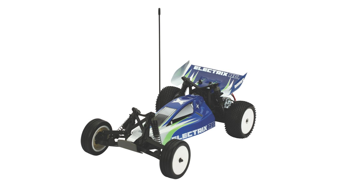 Image for Boost 1/10th Buggy RTR, Blue from HorizonHobby