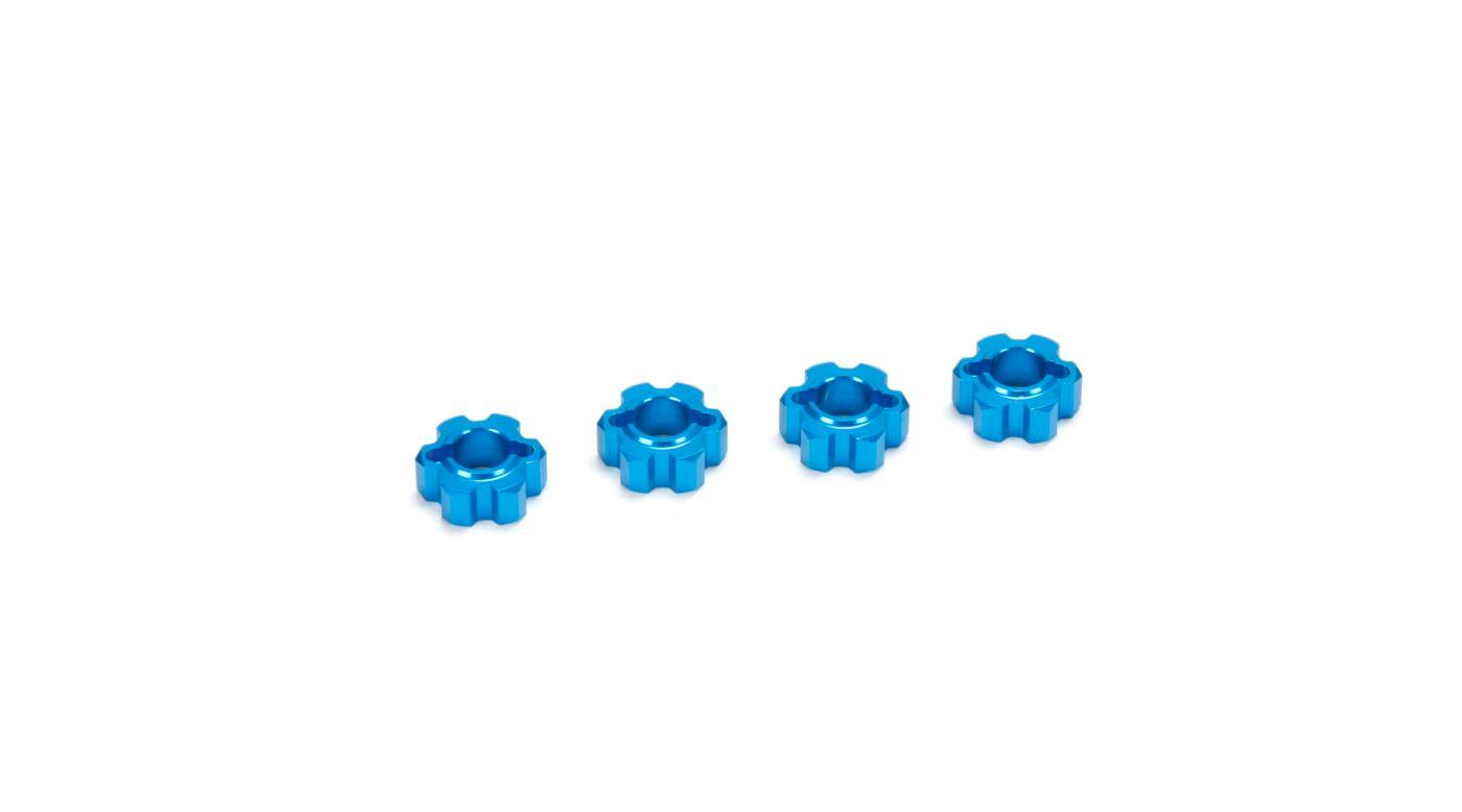 Image for Wheel Hex Set, Aluminum: All ECX 1/10 4WD from HorizonHobby