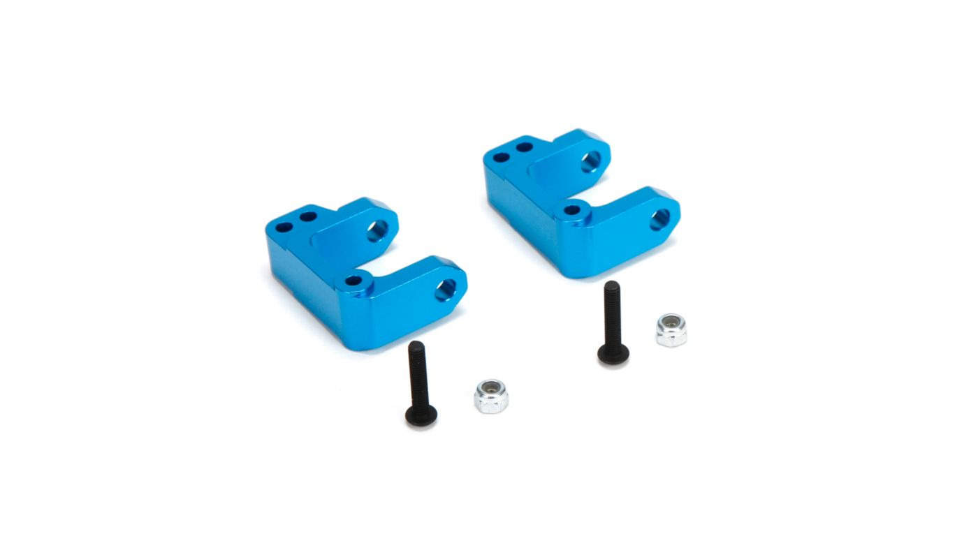 Image for Caster Block, Aluminum: All ECX 1/10 2WD from HorizonHobby