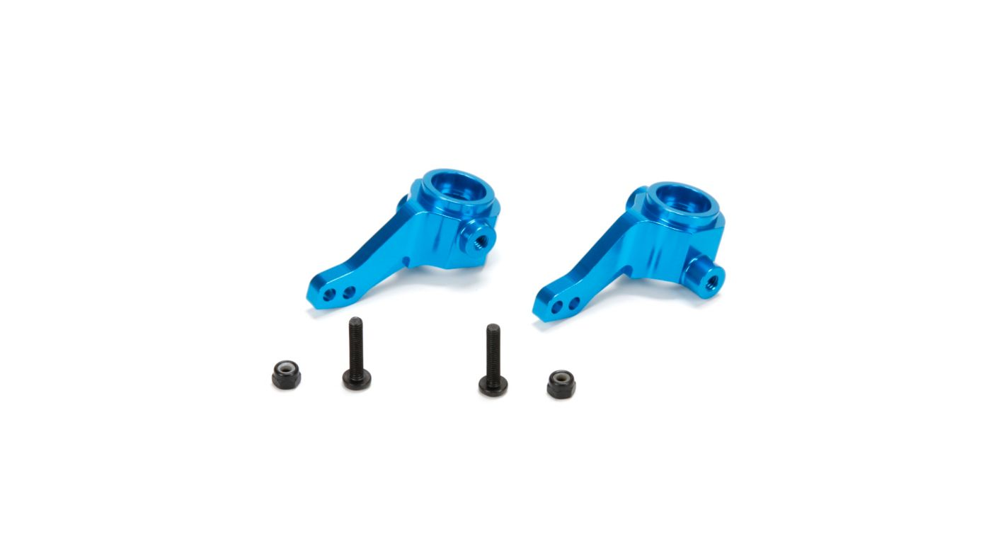 Image for Steering Block, Aluminum: All ECX 1/10 4WD from HorizonHobby