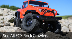 ECX RC Rock Crawlers