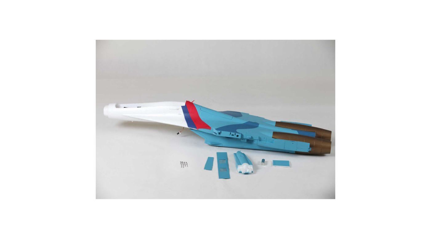 Image for Fuselage: Su-30 70mm EDF from HorizonHobby