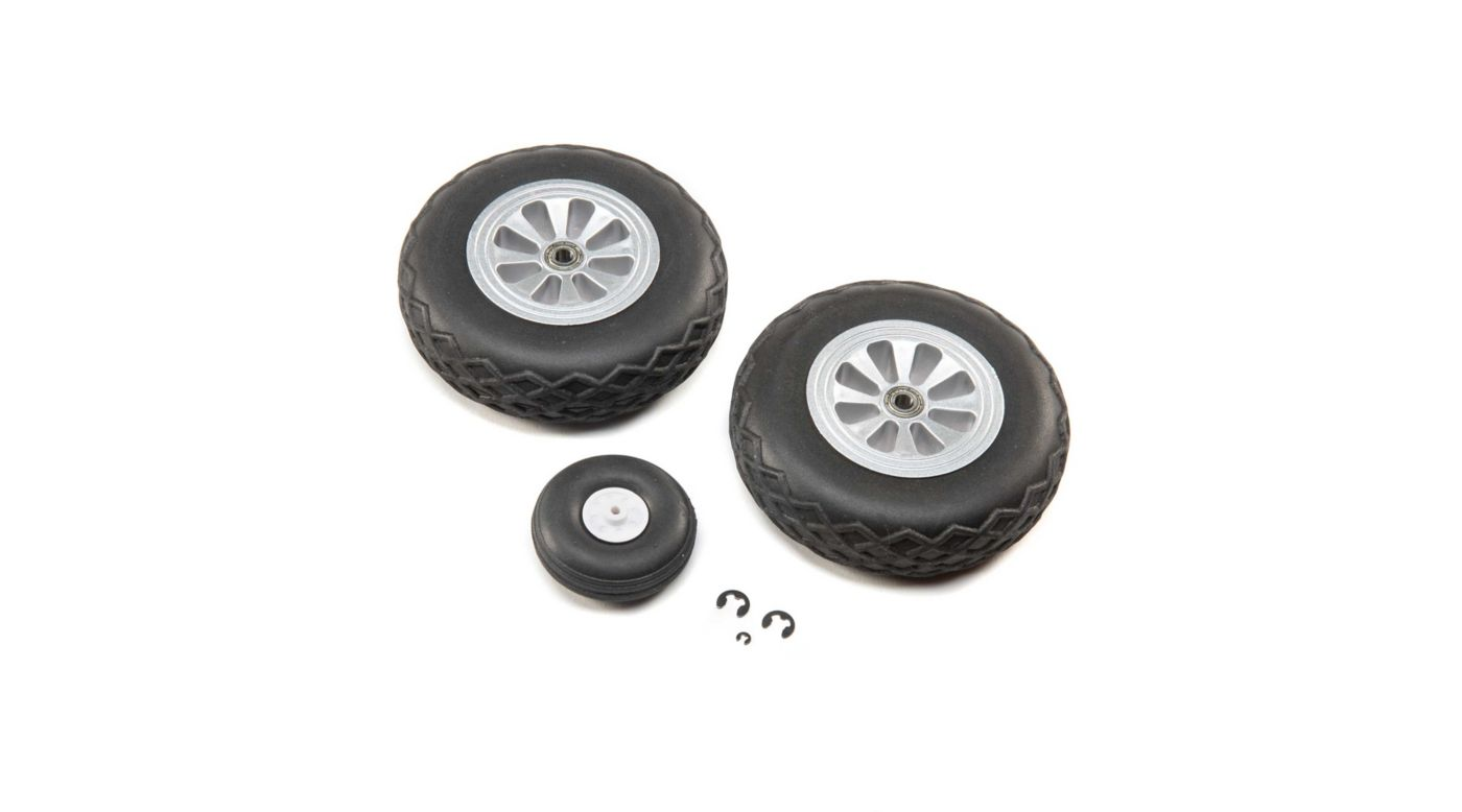 Grafik für Wheel Set: P-51D 1.5m in Horizon Hobby