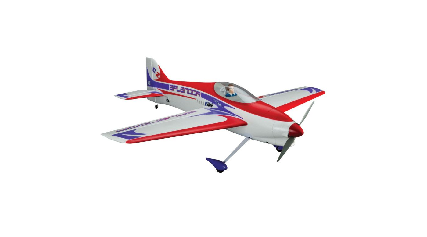 Image for Carbon-Z Splendor BNF Basic with AS3X® Technology from HorizonHobby