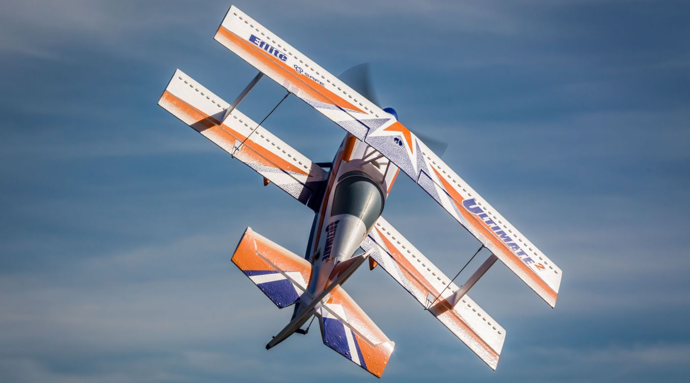 Grafik für E-Flite Ultimate 2 BNF Basic in Horizon Hobby