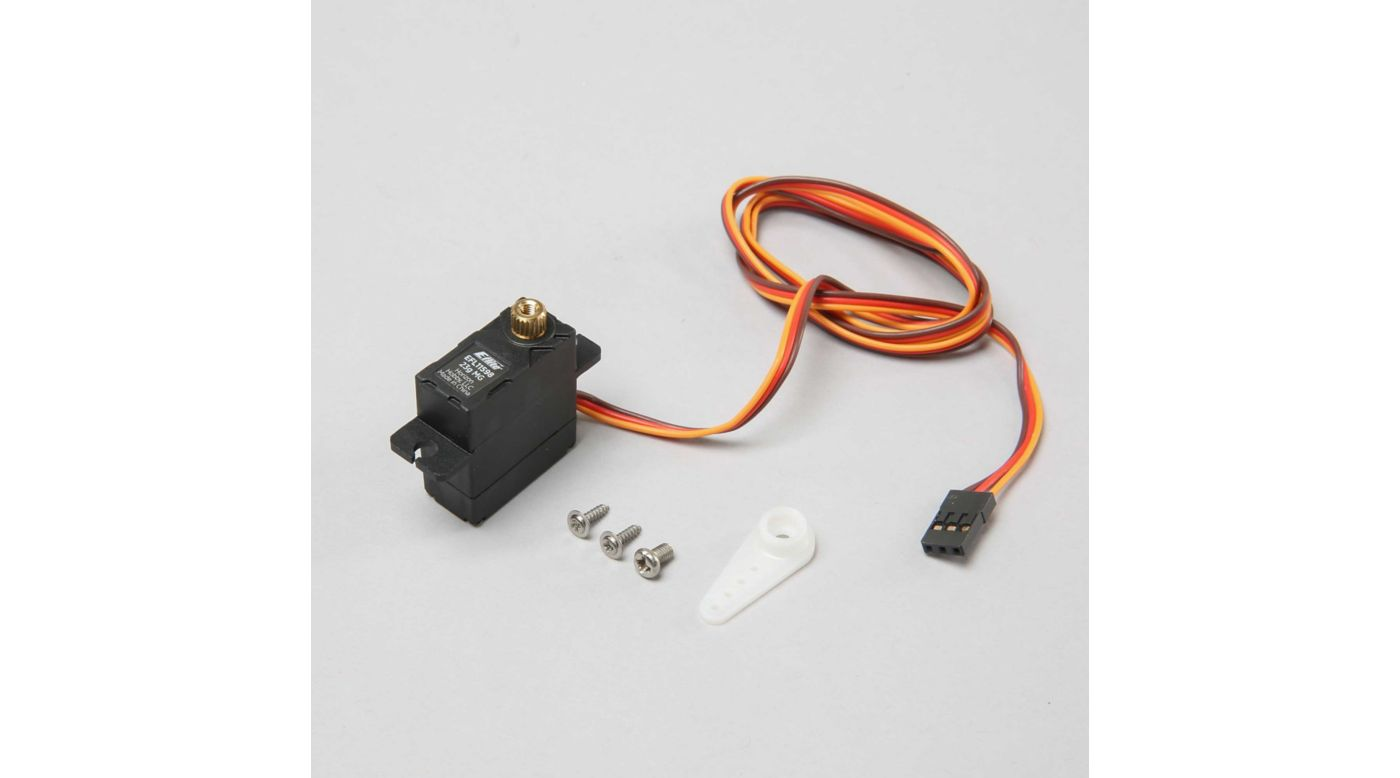 Image for 23g MG Servo: Extra 300 1.3m from HorizonHobby