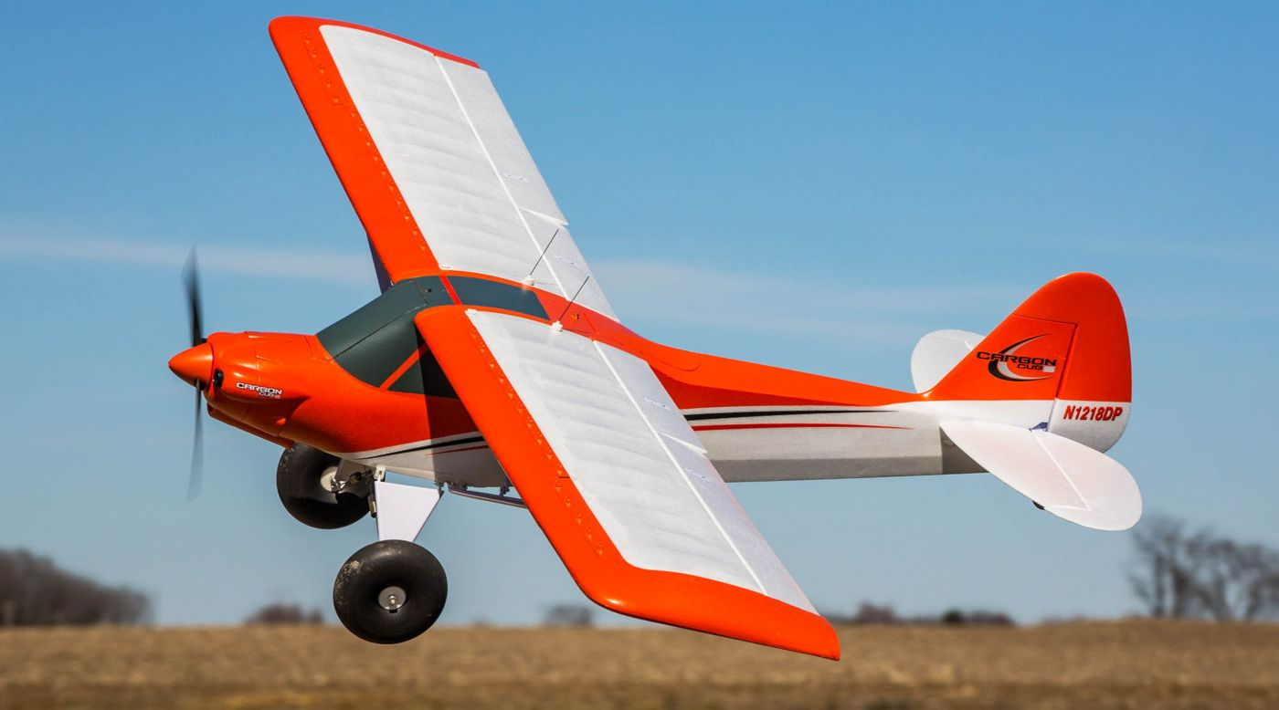 Image for Carbon-Z Cub SS 2.1m PNP from HorizonHobby