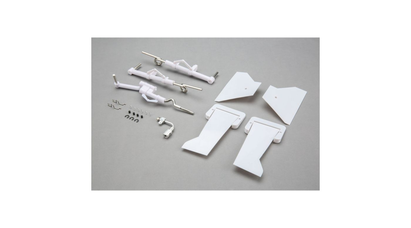 Image for Retract Struts and Gear Doors Set: Carbon-Z T-28 from HorizonHobby