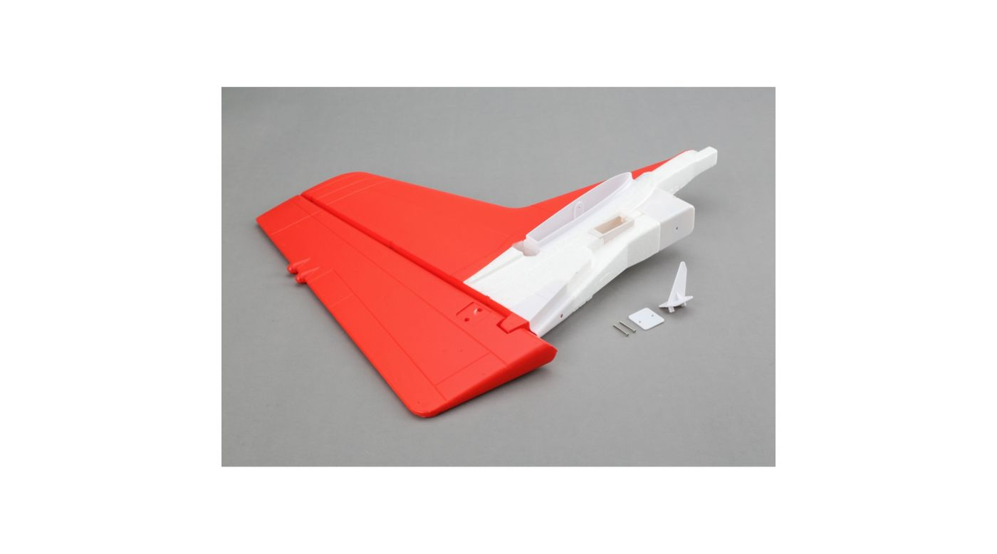 Image for Vertical Tail with Hardware: Carbon-Z T-28 from HorizonHobby