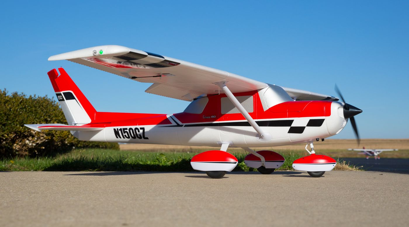 Image for Carbon-Z Cessna 150 2.1m BNF Basic from Horizon Hobby