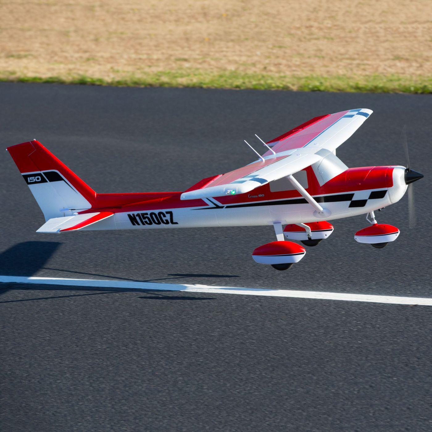 EFL1409 US C Z Cessna 150 Horizon Hobby EFL Wing /& Stab Tube
