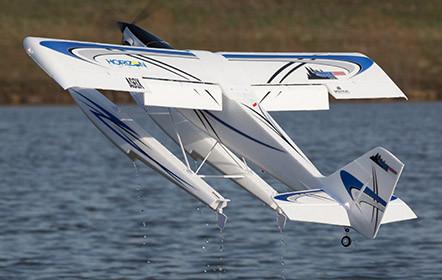 STOL (Short Start und Landing) fähig