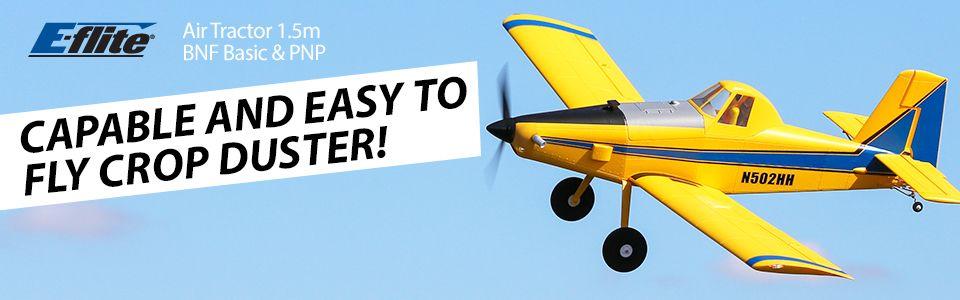 E-flite Air Tractor 1.5m