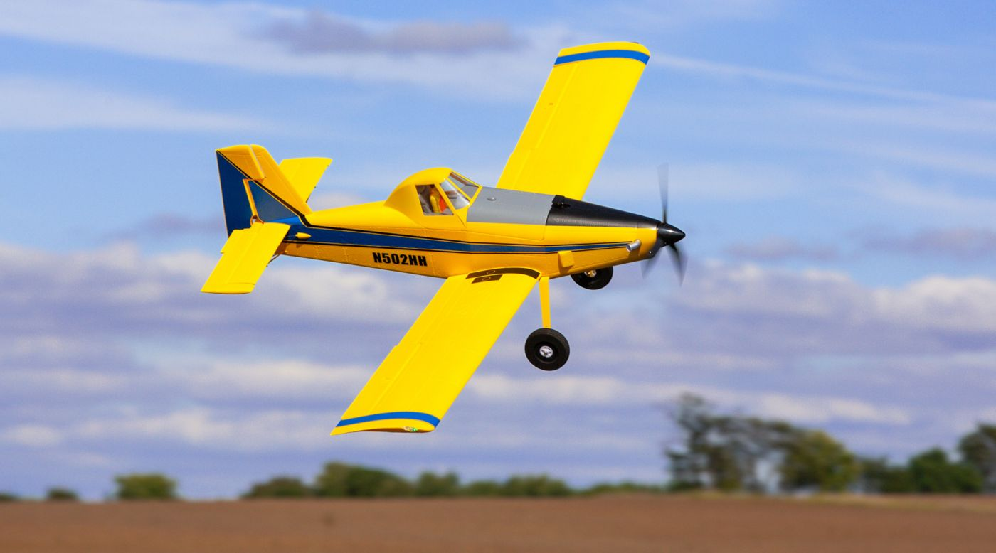 Image for Air Tractor 1.5m BNF Basic with AS3X & SAFE Select from HorizonHobby