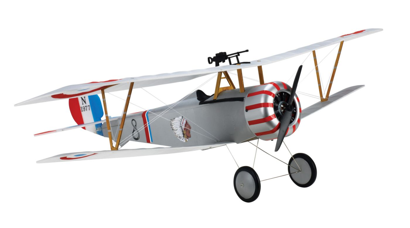 Image for Nieuport 17 250 ARF from HorizonHobby