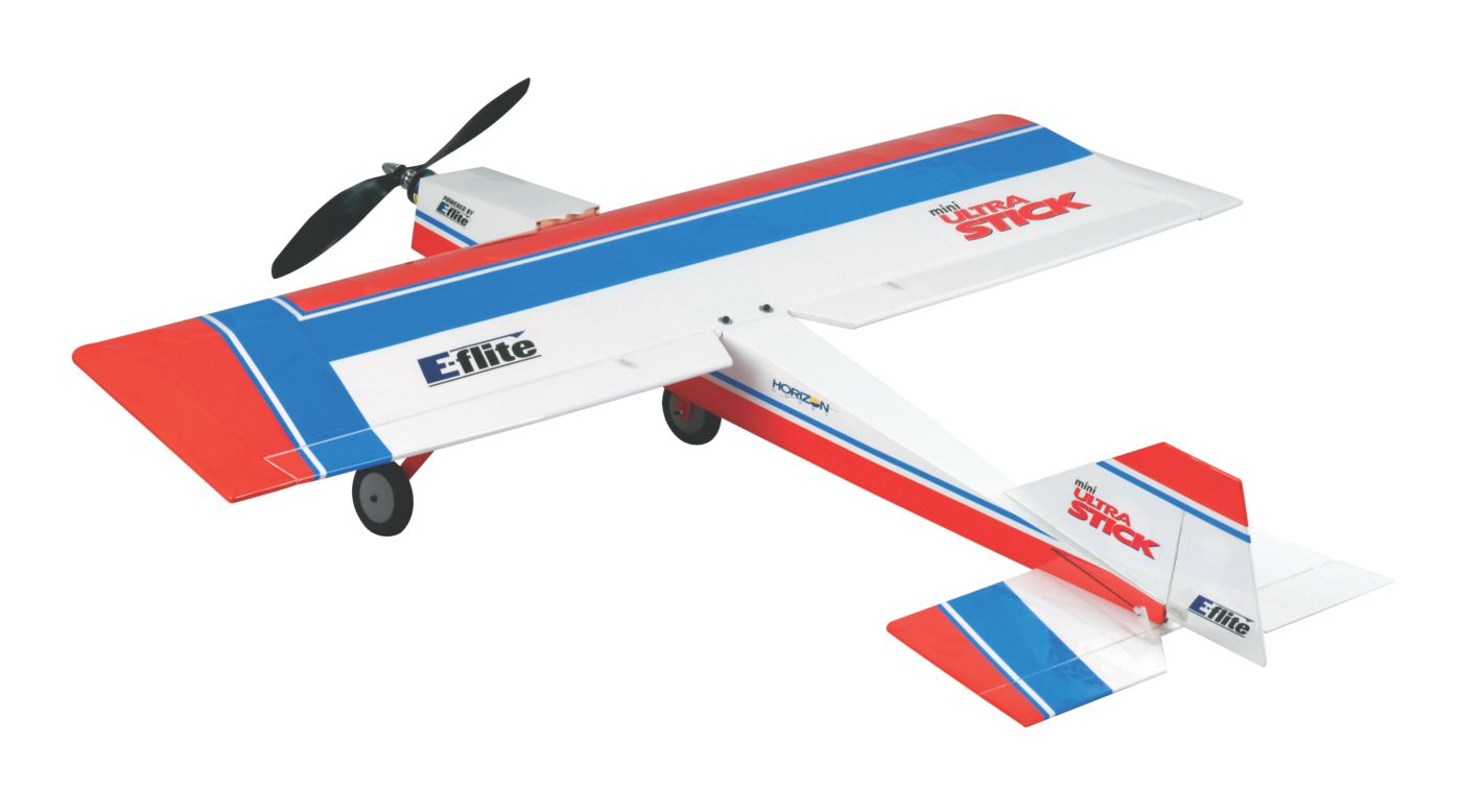 E Flite Mini Ultra Stick Arf Airplane Horizon Hobby