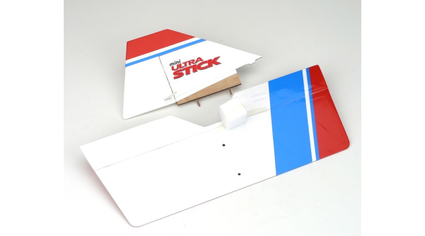 Image for Tail Set: Mini Ultra Stick from HorizonHobby