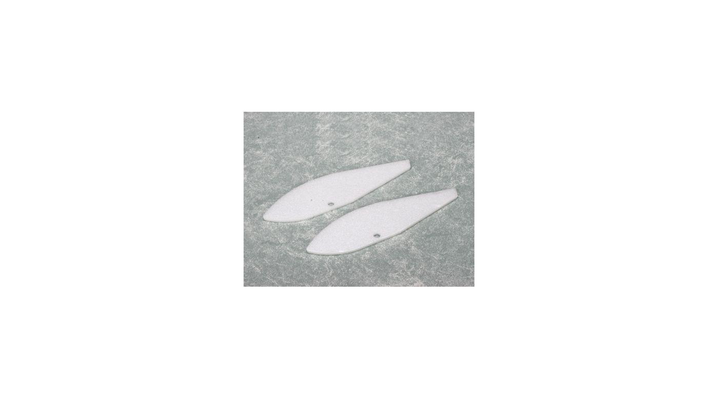 Image for Wheel Pants: Extra 260/Sobre Profile from HorizonHobby