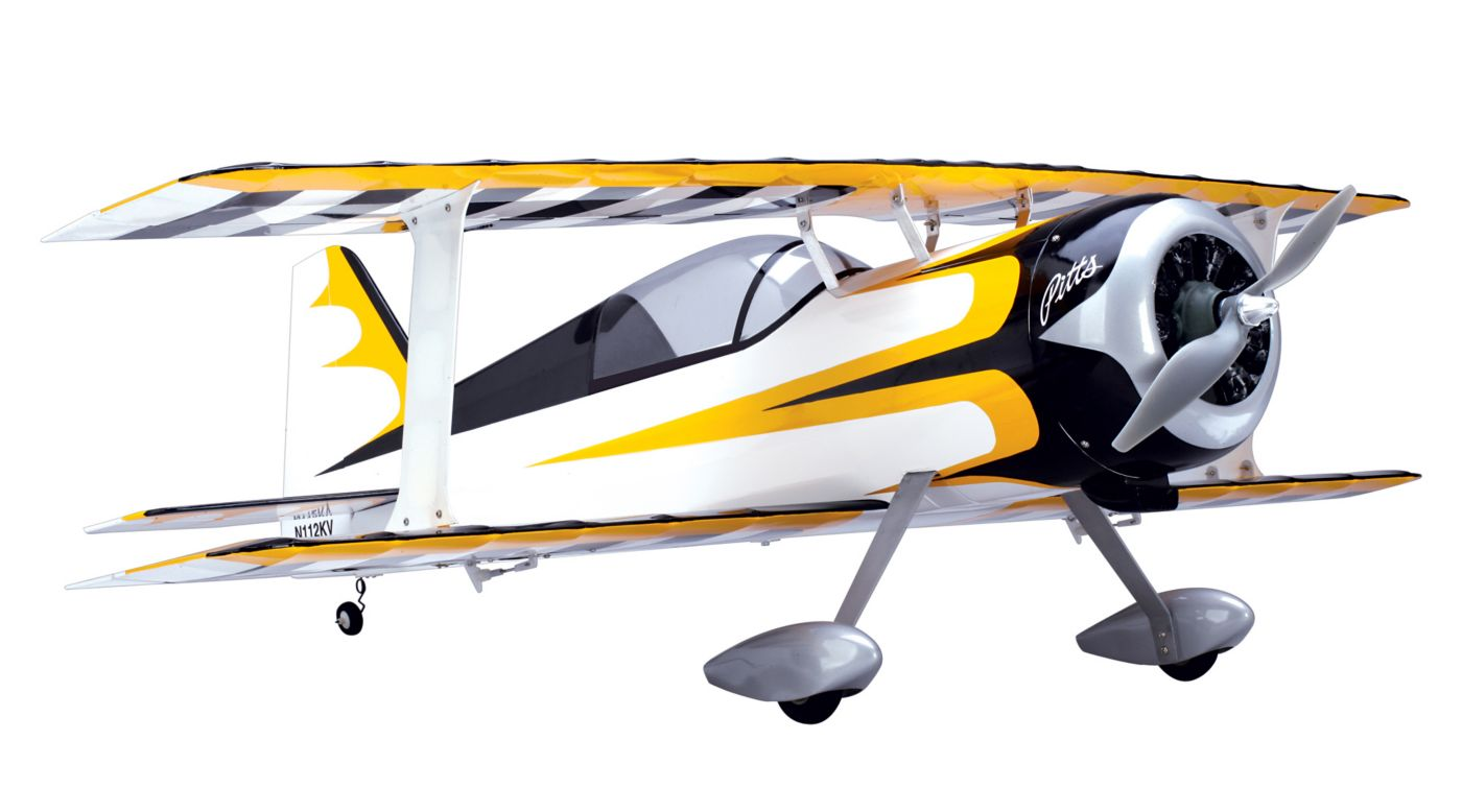 Image for Pitts Model 12 15e ARF from HorizonHobby