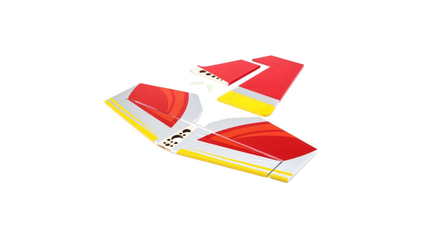 Image for Tail Set: Slick 3D 480 from HorizonHobby