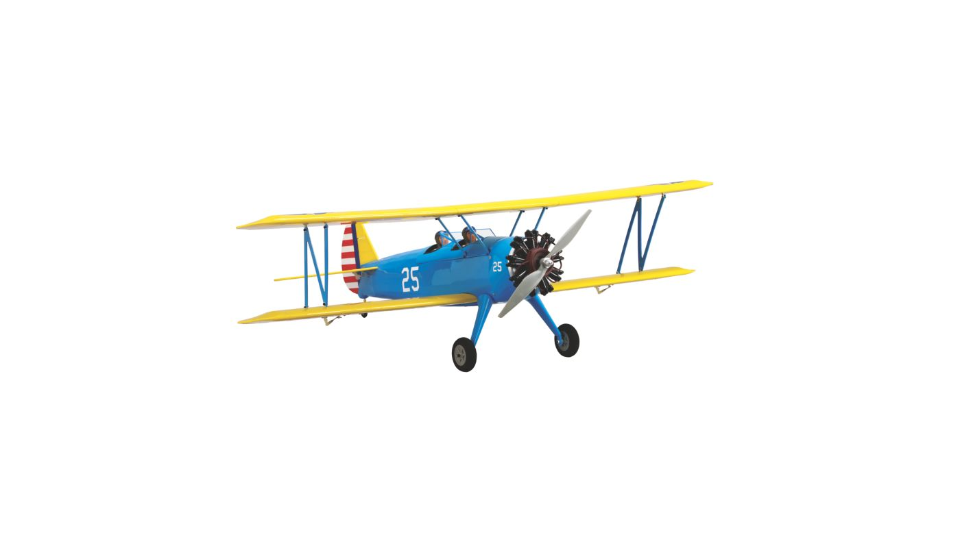 Image for Stearman PT-17 15e ARF from HorizonHobby