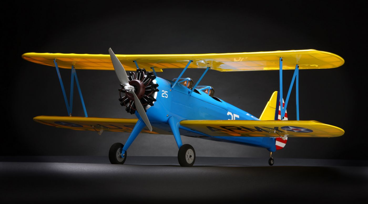 Image for Stearman PT-17 15e ARF, 44
