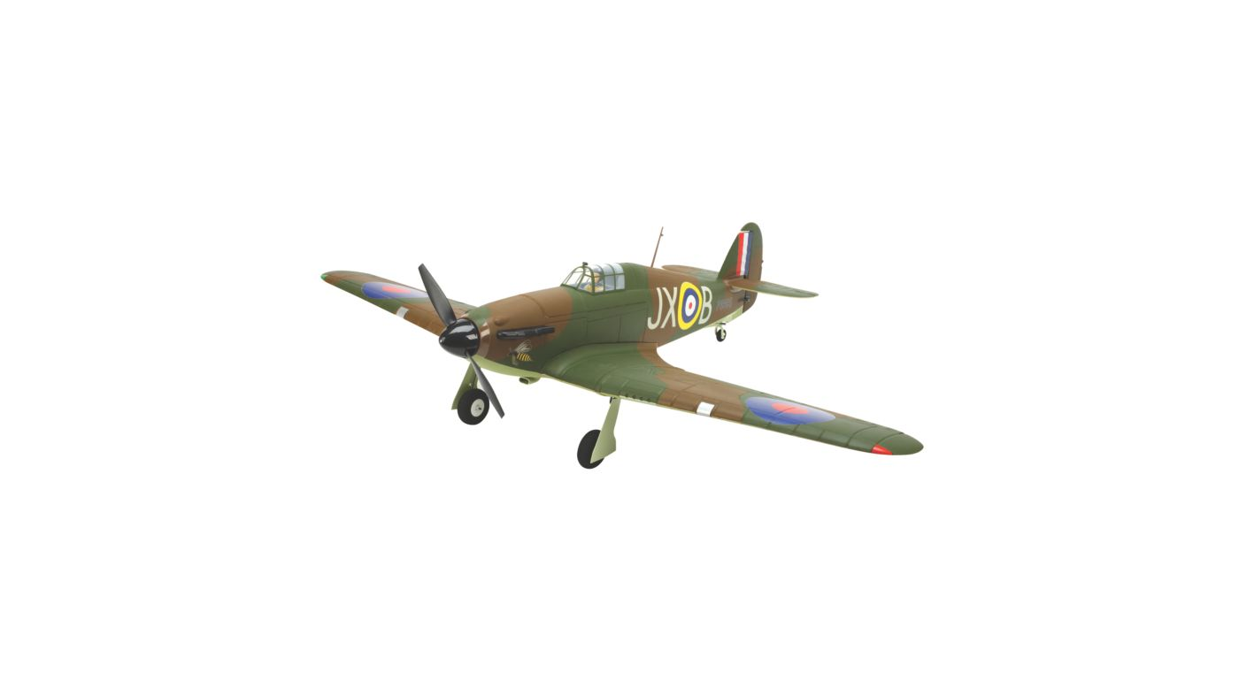 Image for Hawker Hurricane 25e PNP from HorizonHobby