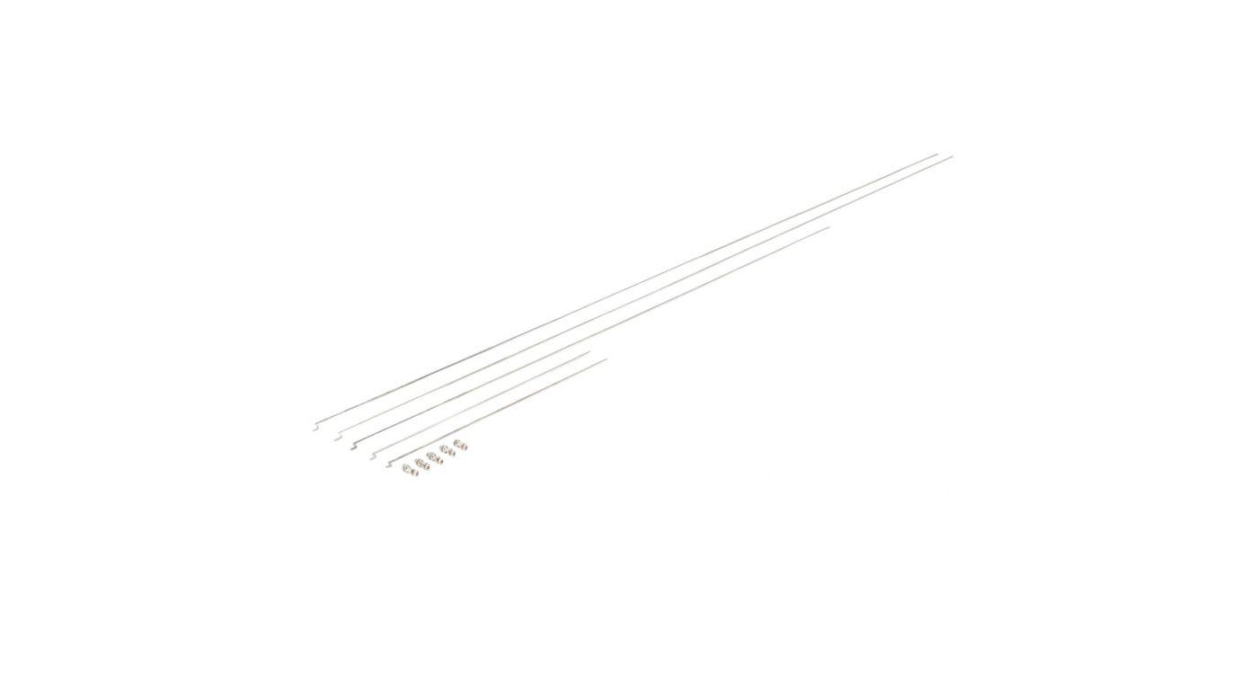 Image for Pushrod Set: Leader 480 from HorizonHobby