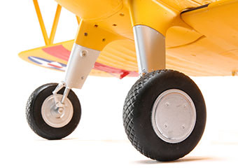Shock-absorbing Landing Gear