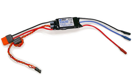 Smart Electronic Speed Control (ESC)