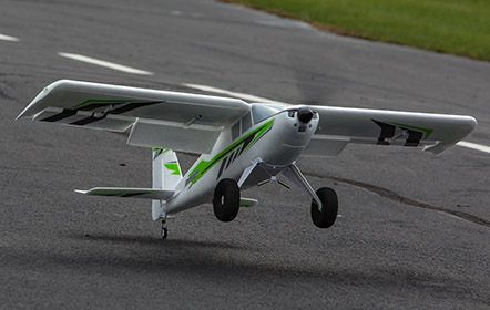 STOL (Short Takeoff and Landing) Capable