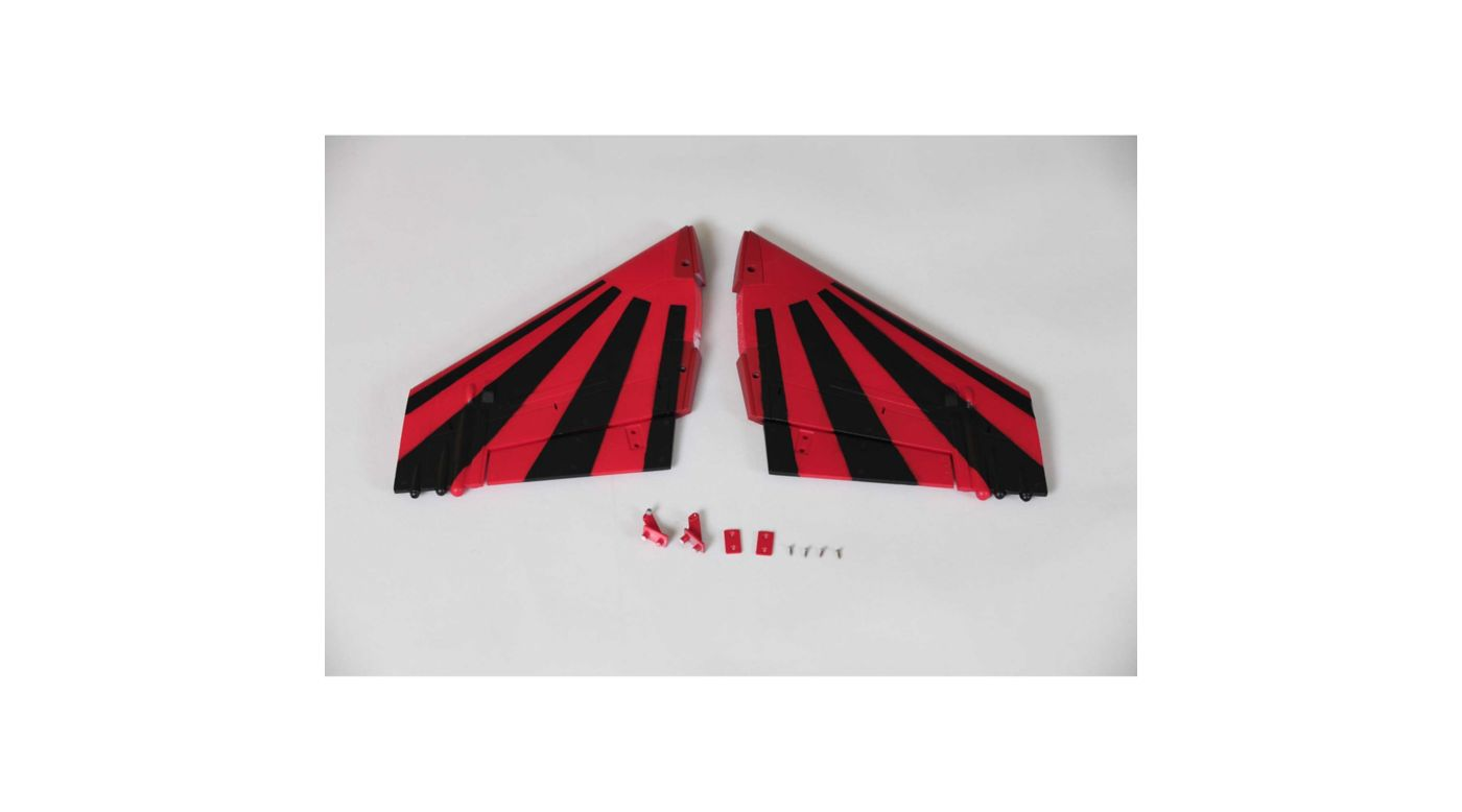 Image for Vertical Stabilizer Set: F-18 80mm EDF from HorizonHobby