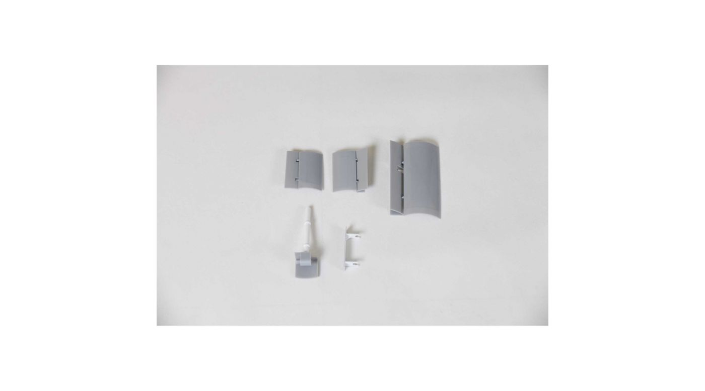 Image for Nose Gear Doors: F-18 80mm EDF from HorizonHobby