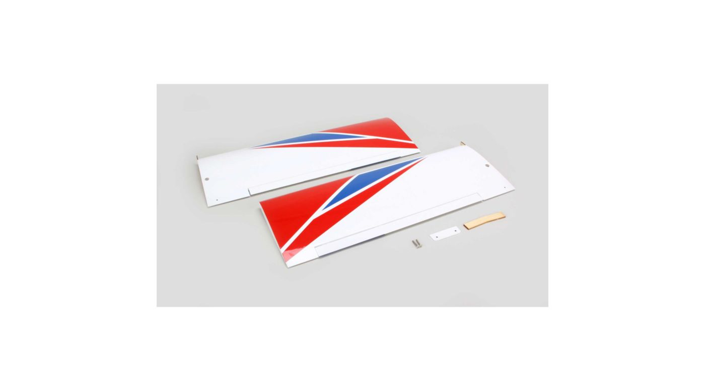 Image for Wing Set w/Ail: Advance 25e from HorizonHobby