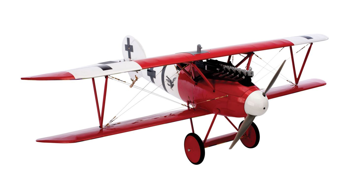 Image for Albatros D.Va 25e ARF from HorizonHobby