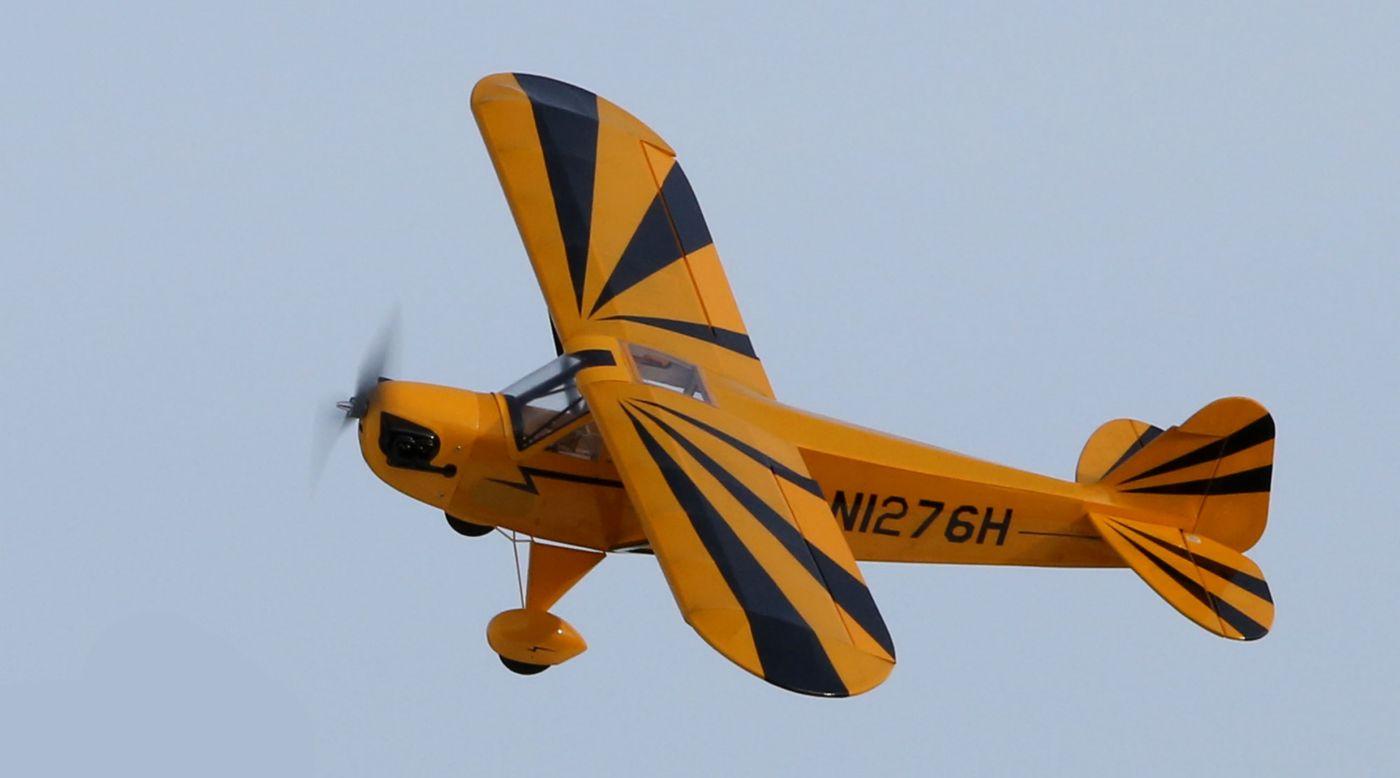 Image for Clipped Wing Cub 250 ARF, 30.7