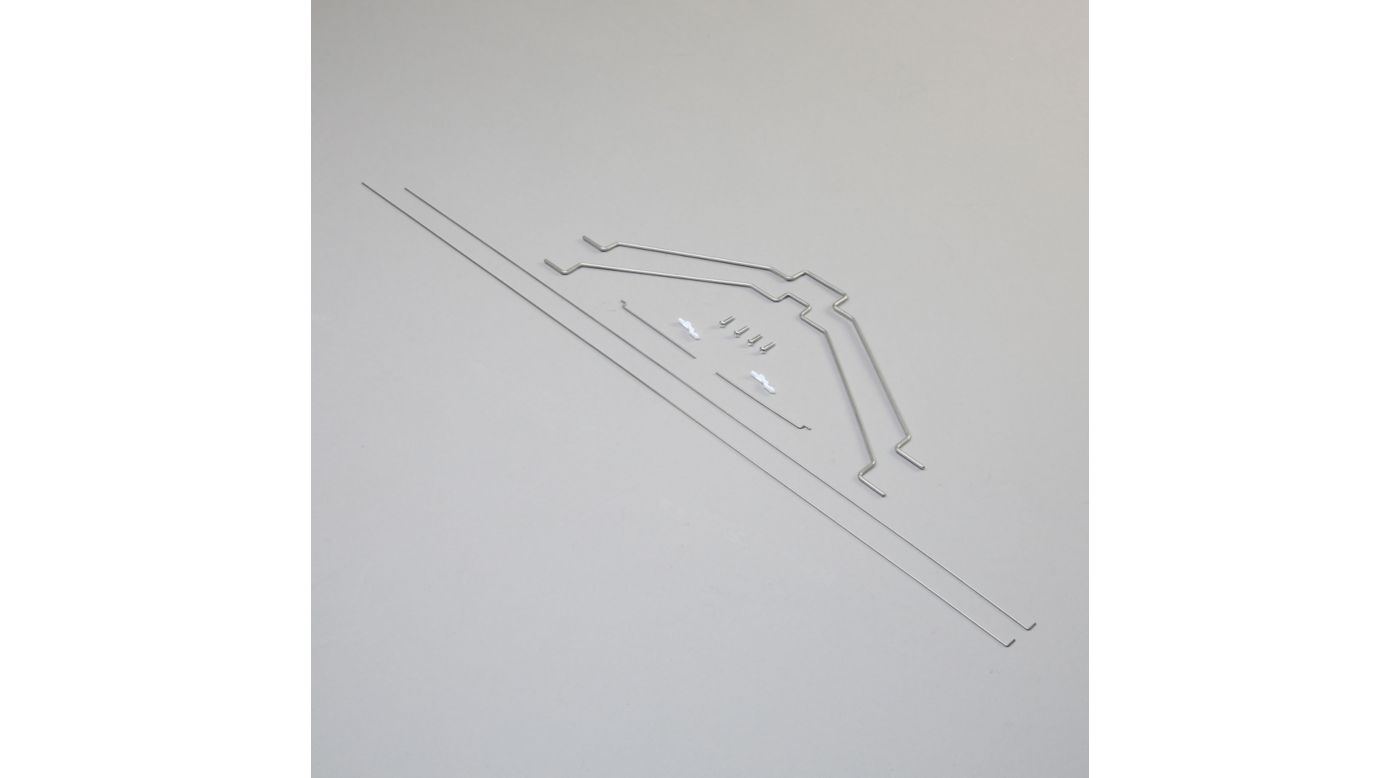Image for Pushrod Float Wire Set: 1.2m Clipped Wing Cub from Horizon Hobby