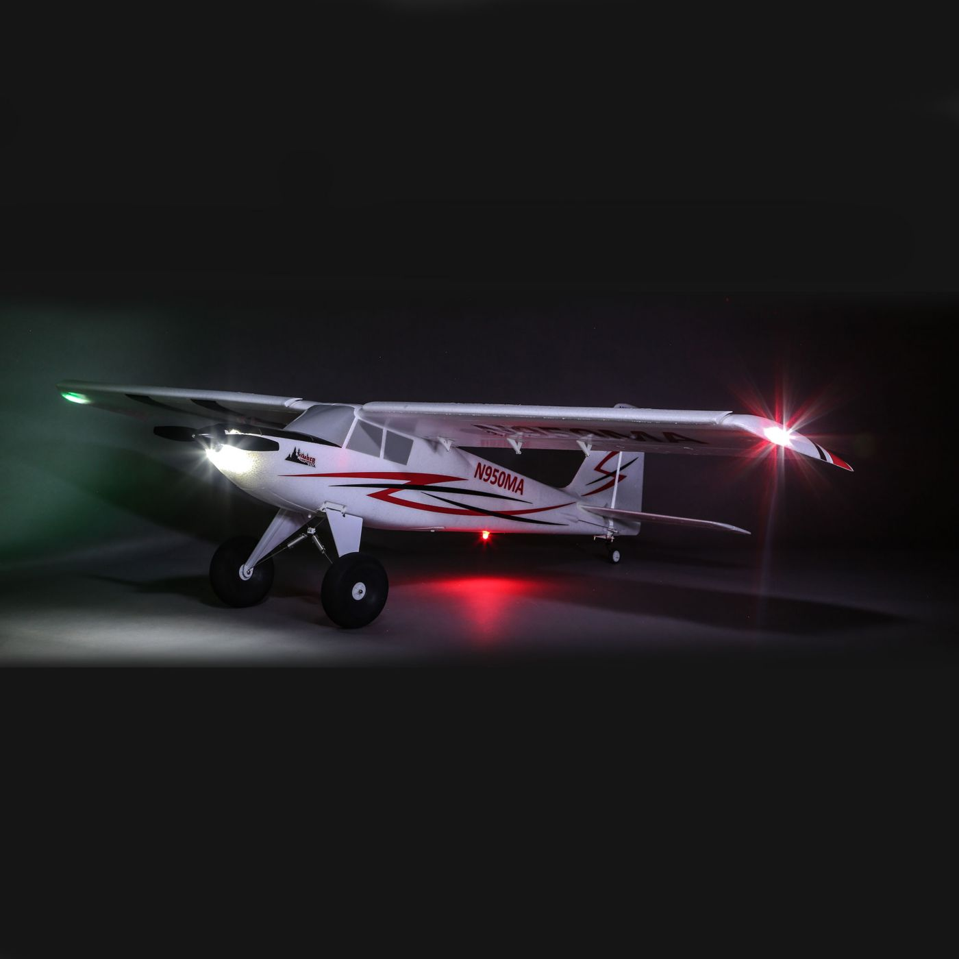 E-flite Timber 1 5m BNF Basic AS3X with Floats | Horizon Hobby