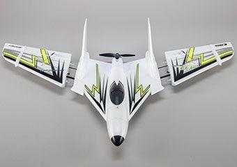 Three-Piece Airframe