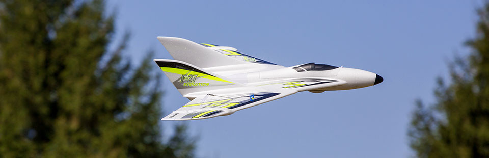 E-flite F-27 Evolution RC Flying Wing